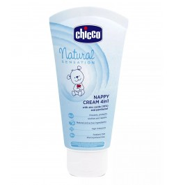 Chicco Nappy Cream 4 in 1 (100ml)