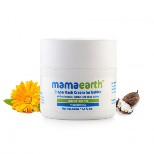 Mamaearth Diaper Rash Cream, 50ml