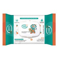 Buddsbuddy Baby Hand & Mouth Wipes 30pcs