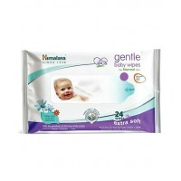 Himalaya Gentle Baby Wipes - 24 sheets