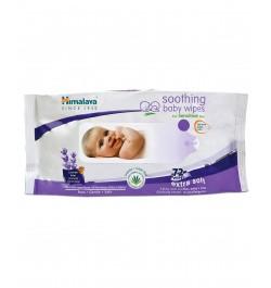 Himalaya Soothing Baby Wipes - 72 sheets