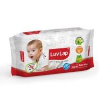 Luvlap Baby Wipes – 30'S Pack