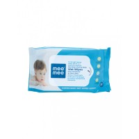 Mee Mee Caring Baby Wipes with Aloe Vera & Lemon (30pcs) (Pack of 5)