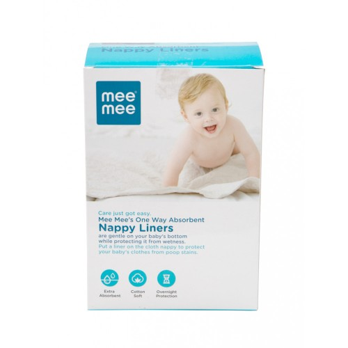 Mee Mee One Way Protective Nappy Liners