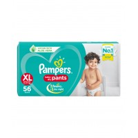 Pampers Baby-Dry Pants Extra Large - 56 Pieces