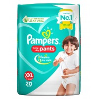 Pampers Baby-Dry Pants XX Large - 20 Pieces
