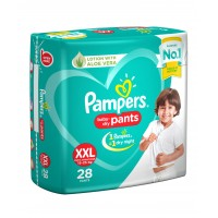 Pampers Baby-Dry Pants XX Large - 28 Pieces