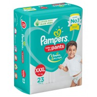 Pampers Baby-Dry Pants XXX Large - 23 Pieces