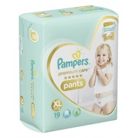 Pampers Premium Care Diaper Pants Extra Large - 19 Pieces