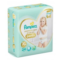 Pampers Premium Care Diaper Pants Extra Large - 24 Pieces