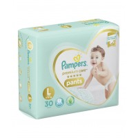 Pampers Premium Care Diaper Pants Large - 30 Pieces