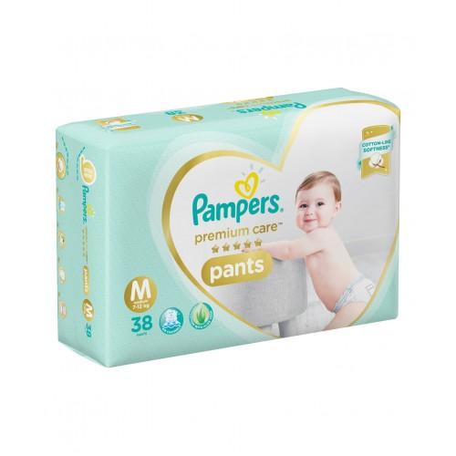 Pampers Premium Care Diaper Pants Medium - 38 Pieces