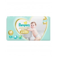 Pampers Premium Care Diaper Pants Medium - 54 Pieces