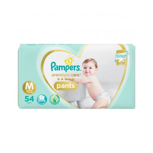 Pampers Premium Care Diaper Pants Medium - 54 Pieces