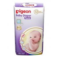 Pigeon Baby Diaper M Size 36Pcs