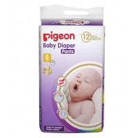 Pigeon Baby Diaper S Size 40Pcs
