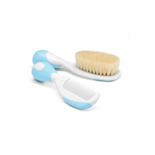 Chicco Brush and Comb (Blue)