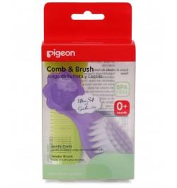 Pigeon Comb & Brush