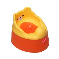 Luvlap Baby Potty Training Seat – Orange & Yellow