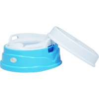 R for Rabbit Ding Dong – The Convertible 4 in 1 Potty Training Seat (Blue)