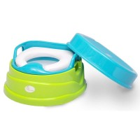 R for Rabbit Ding Dong – The Convertible 4 in 1 Potty Training Seat (Green)