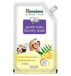 Himalaya Gentle Baby Laundry Wash - 1 litre Pouch