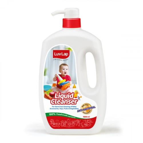 Luvlap Bottle Cleanser – 1000 Ml