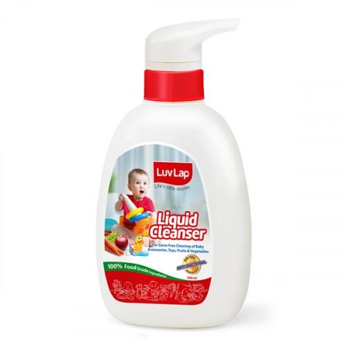 Luvlap Bottle Cleanser – 500 Ml