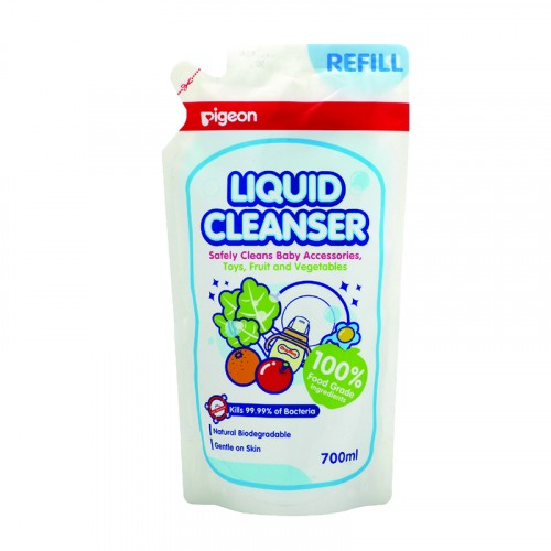 Pigeon Liquid Cleanser, Refill 700Ml