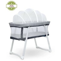 R for Rabbit Hop a Little – Bed side Baby Bed/Bassinet with Gentle Rocking