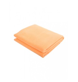 Baby Mattress Set | Mee Mee Total Dry & Breathable Mattress Protector (Large, Orange)