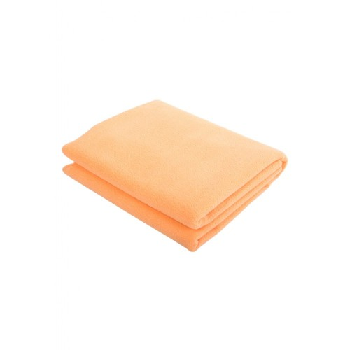 Mee Mee Total Dry & Breathable Mattress Protector (Small, Peach)