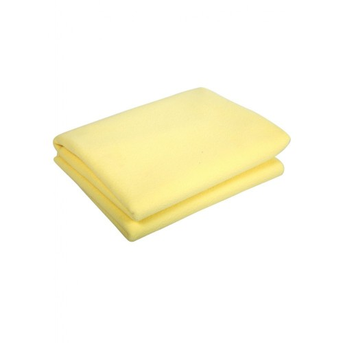 Mee Mee Total Dry & Breathable Mattress Protector (Small, Yellow)