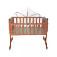 Mee Mee Wooden Baby Cradle