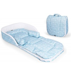 Buy R for Rabbit Baby Nest Bedding Portable and Travel Friendly Toddler Bed (Green) Online in India