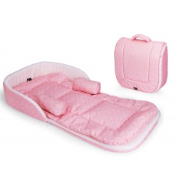 Buy R for Rabbit Baby Nest Bedding Portable and Travel Friendly Toddler Bed (Pink) Online in India