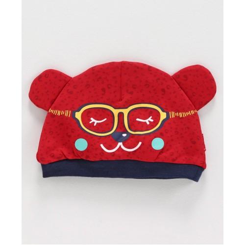 Cucumber Cap - Red