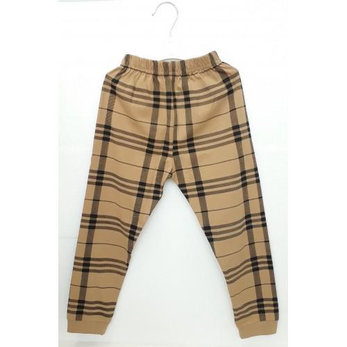 Pajama / Legging with Rib for Baby and Kids - Skinny