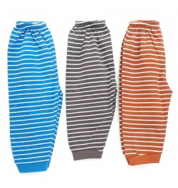 Zero Pajama / Legging with Rib for Baby and Kids - Pack of 3
