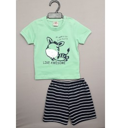Buy Tom & Jerry Kids Top Tee with Shorts Online in India