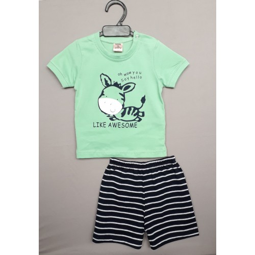 Tom & Jerry Kids Top Tee with Shorts