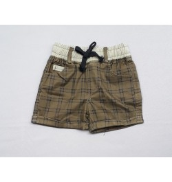 Doreme Baby Shorts - Dark Green