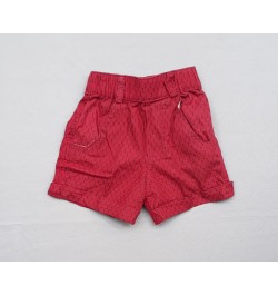 Buy Doreme Baby Shorts - Maroon Online in India