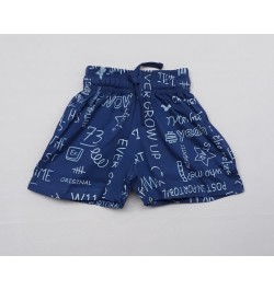 Buy Krunchy Baby Shorts - Blue Online in India