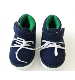 Duck Baby Shoes for Infants - Blue/Green