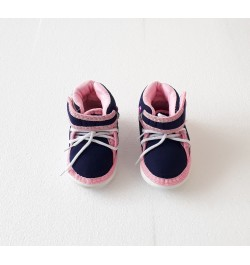 Duck Baby Shoes for Infants - Blue-Pink