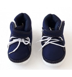 Duck Baby Shoes for Infants - Navy Blue