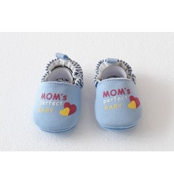 Q-Club Soft Shoes for Infants - Blue