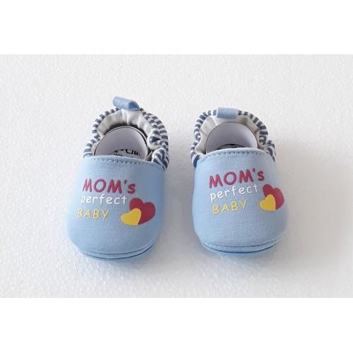 Q-Club Soft Shoes for Infants - Blue