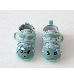 Q-Club Soft Shoes for Infants - Light Green
